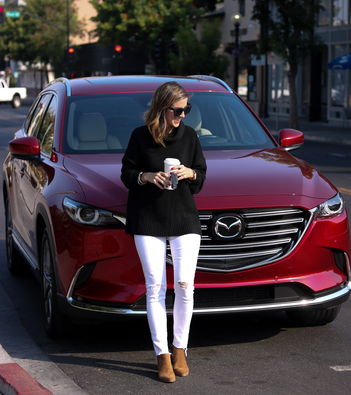 Road Trip from Lake Tahoe to Napa! Mazda CX 9 Review | Cobalt Chronicles | Washington, DC | Travel Blogger