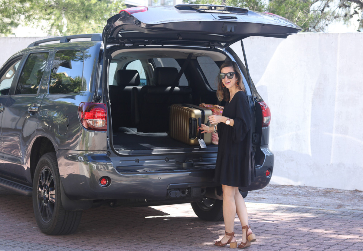 Rosemary Beach Bachelorette Party | Toyota Sequoia Review | Cobalt Chronicles | Washington, DC | Style Blogger