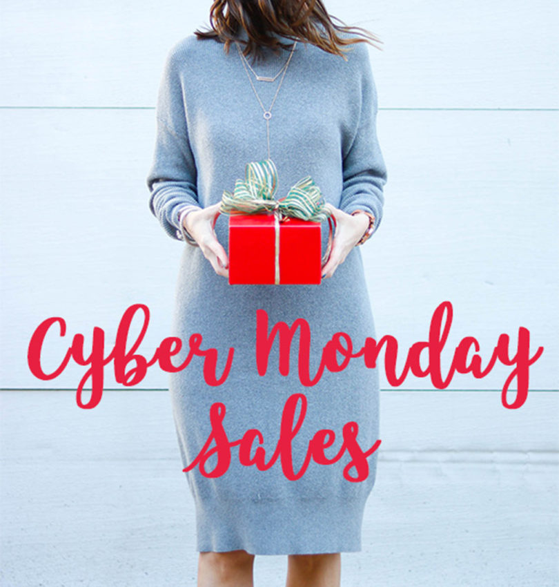 Best Cyber Monday Sales | Cobalt Chronicles | Washington, DC | Style Blogger