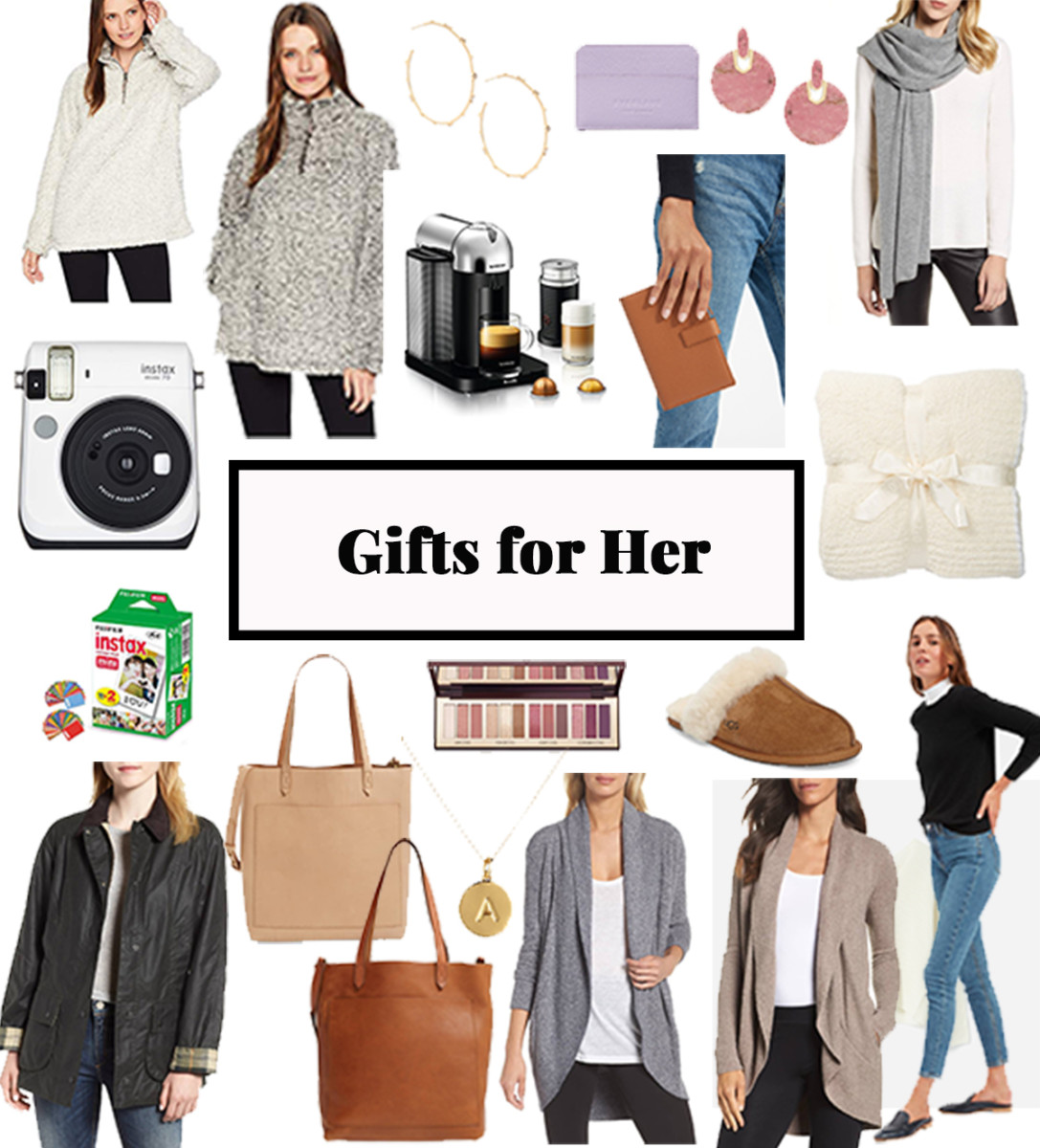 Gifts for Her   Cobalt Chronicles   Washington, DC   Fashion Blogger
