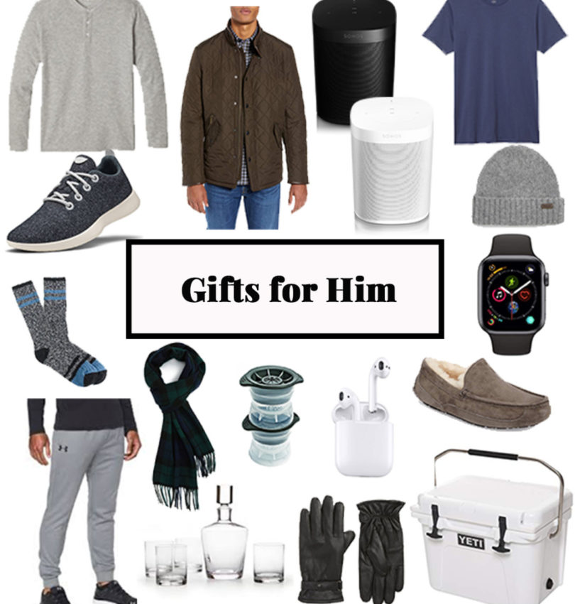 Gifts for Him | Cobalt Chronicles | Washington, DC | Style Blogger