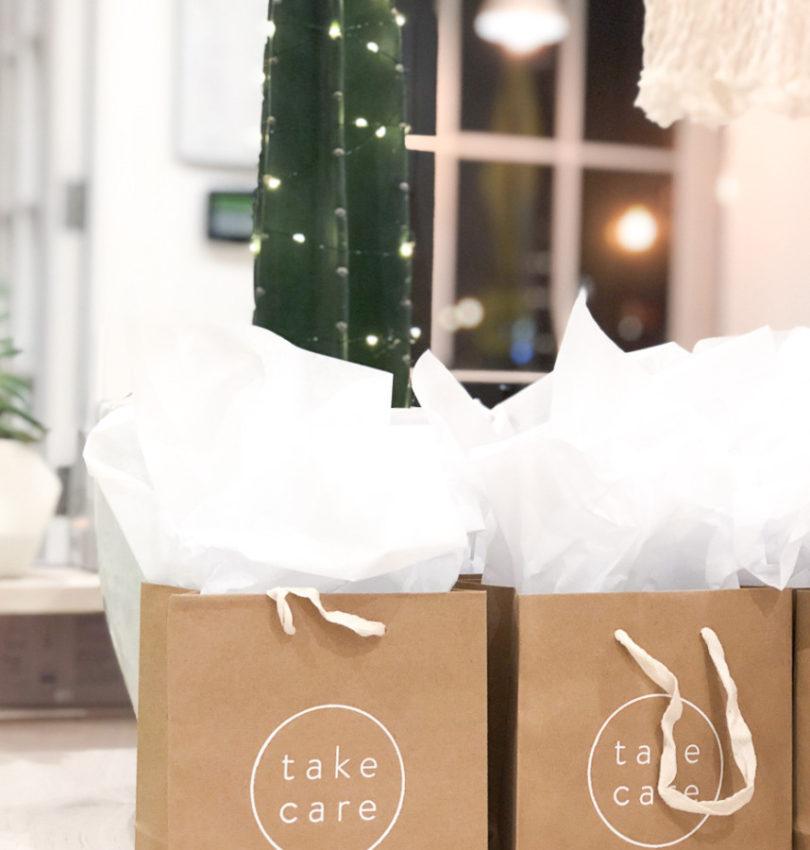 Take Care Shop | Cobalt Chronicles | Washington, DC | Style Blogger