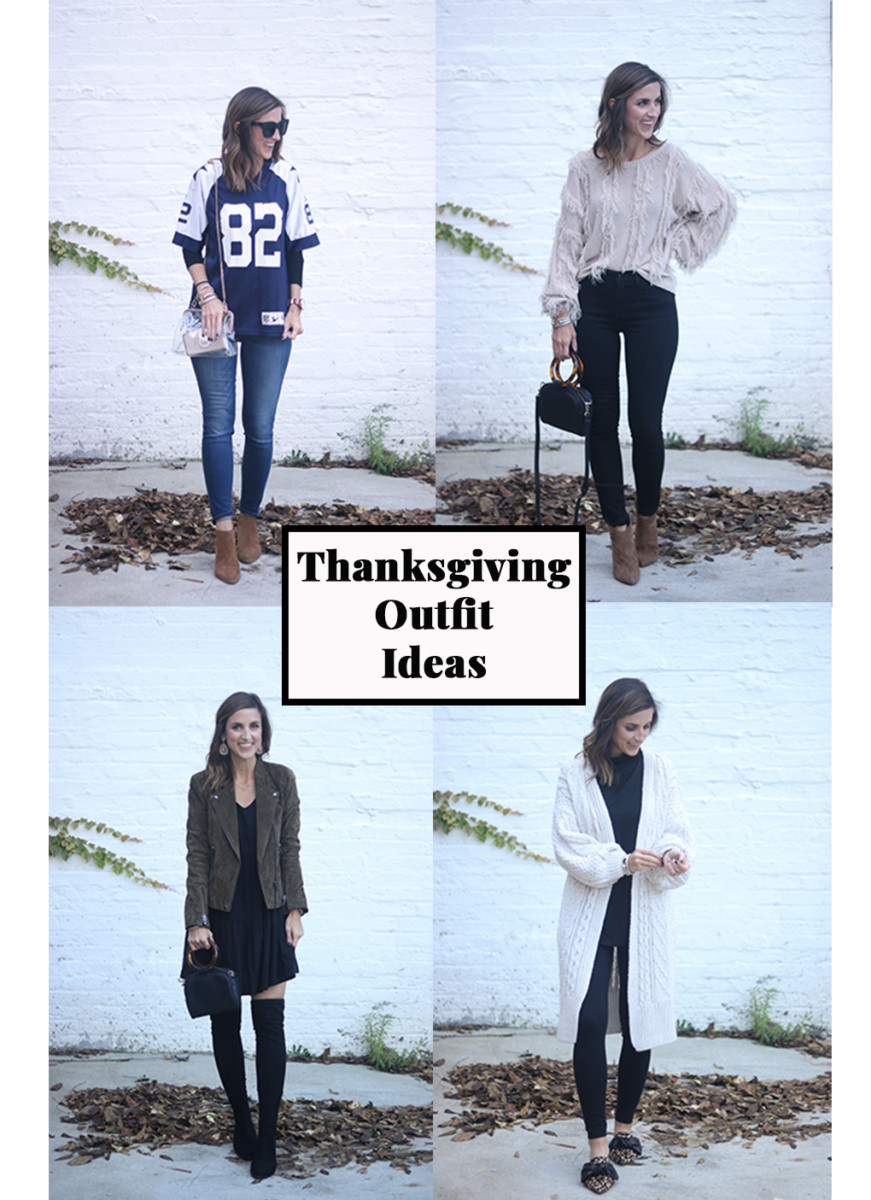 Thanksgiving Outfit Ideas | Cobalt Chronicles | Washington, DC | Style Blogger