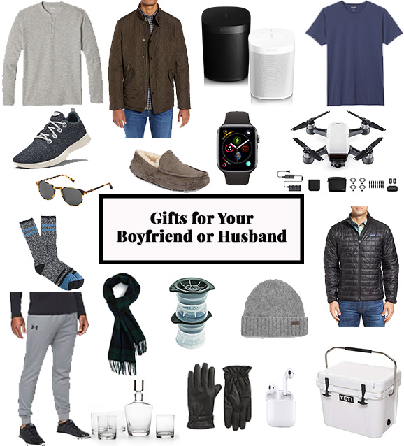 Gifts for Your Boyfriend or Husband | Cobalt Chronicles | Washington, DC | Style Blogger