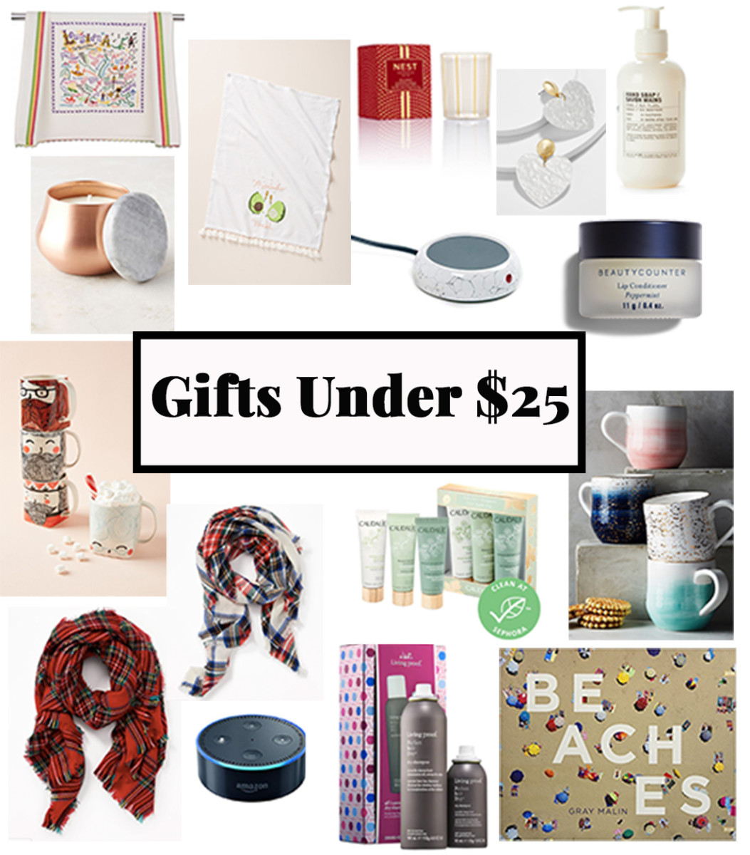 Gifts_Under_$25 | Cobalt Chronicles | Washington, DC | Style Blogger