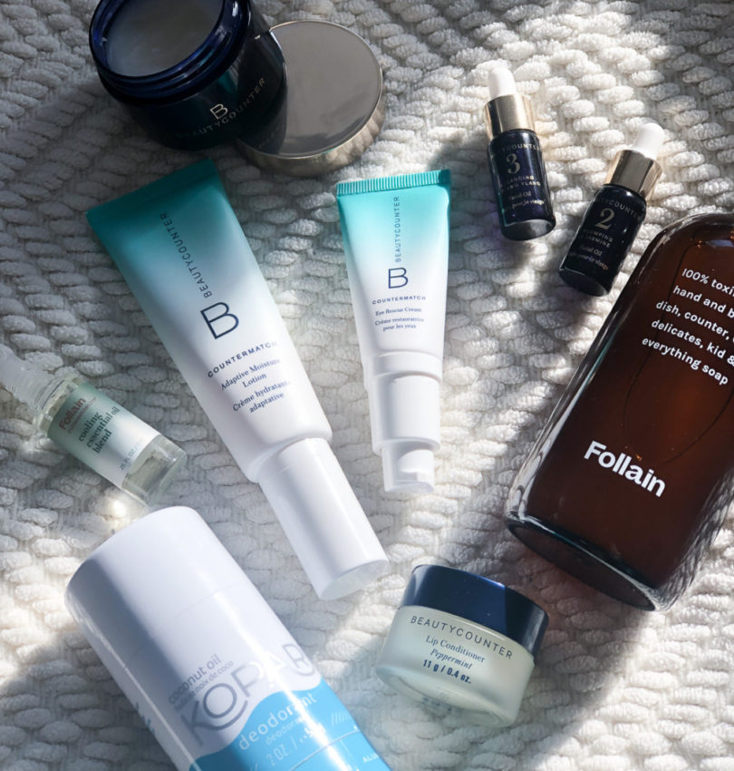 Clean Beauty Skincare | Cobalt Chronicles | Washington, DC | Wellness Blogger