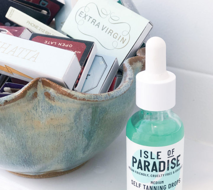sle of Paradise Tanning Drops Review | Cobalt Chronicles | Washington, DC | Lifestyle Blogger