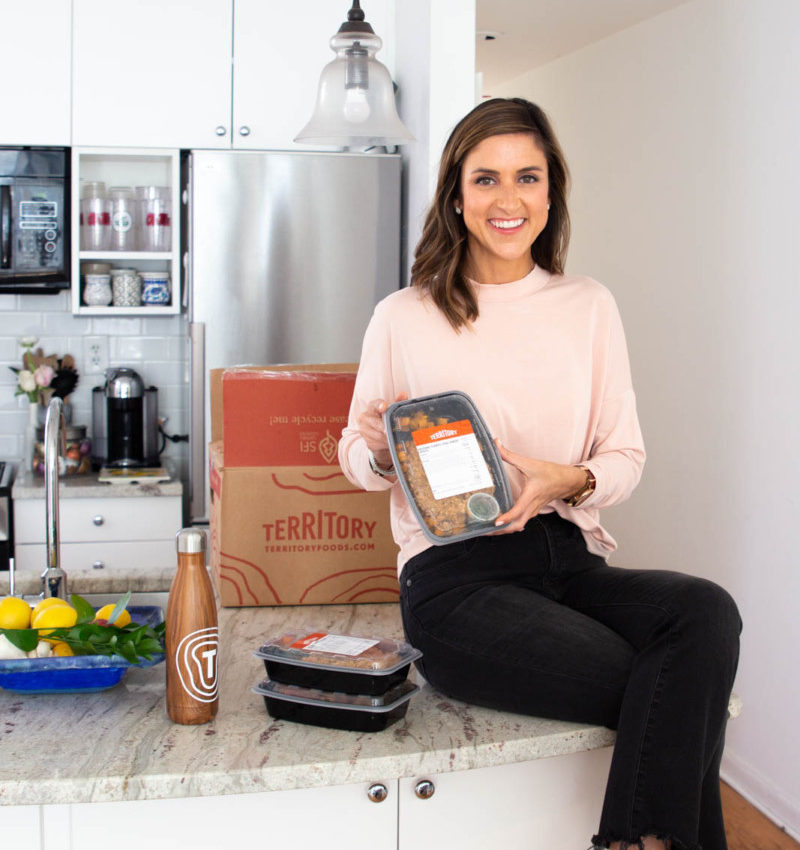 Clean Eating with Territory Foods | Cobalt Chronicles | Washington, DC Lifestyle Blogger
