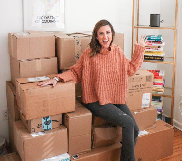 Surprise, We're Moving! | Cobalt Chronicles | Houston, TX Lifestyle Blogger