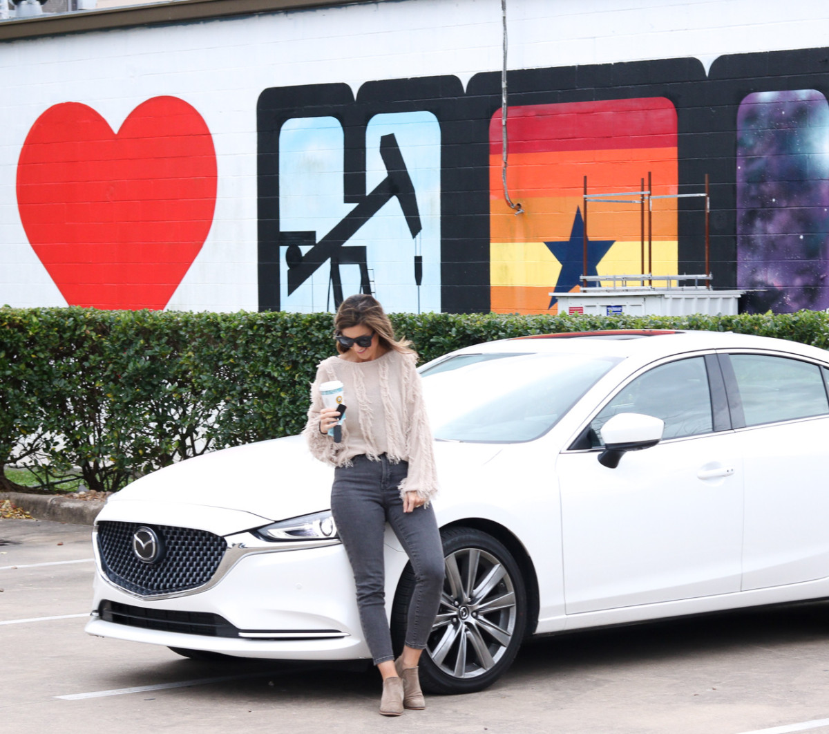 Mazda6 Review | Cobalt Chronicles | Houston Lifestyle Blogger