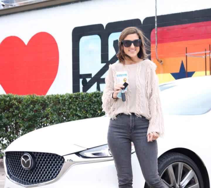 Mazda6 Review | Cobalt Chronicles | Houston Lifestyle Blogger
