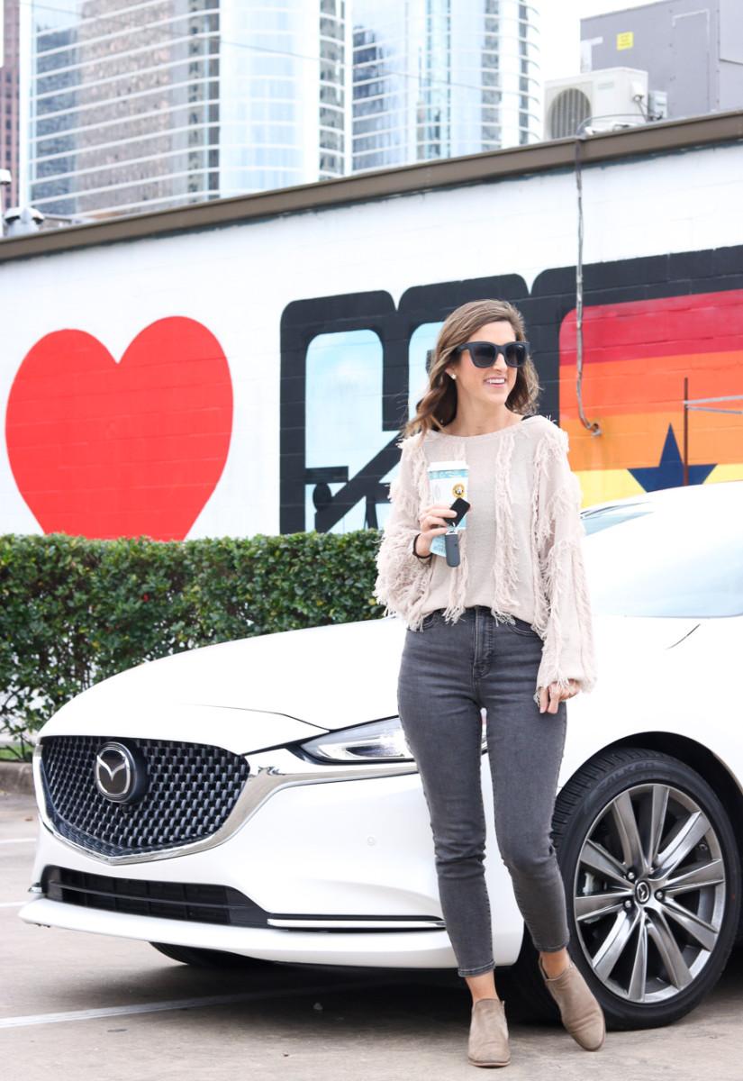 Mazda6 Review   Cobalt Chronicles   Houston Lifestyle Blogger