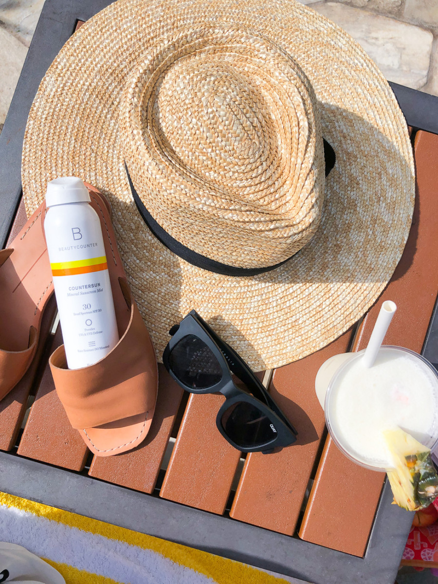 4 Non-Toxic Sunscreens I Love | Cobalt Chronicles | Houston Wellness Blogger