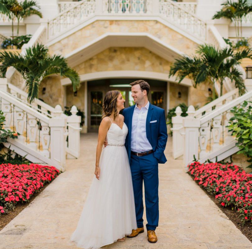 Cobalt Chronicles Wedding | Destination Wedding | Hyatt Baha Mar Wedding