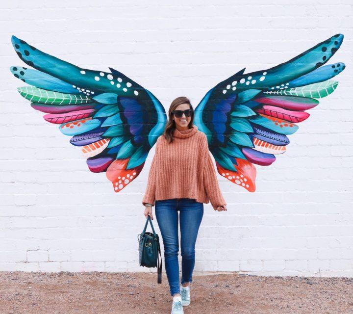 Murals in Phoenix, Arizona | Cobalt Chronicles | Houston Travel Blogger