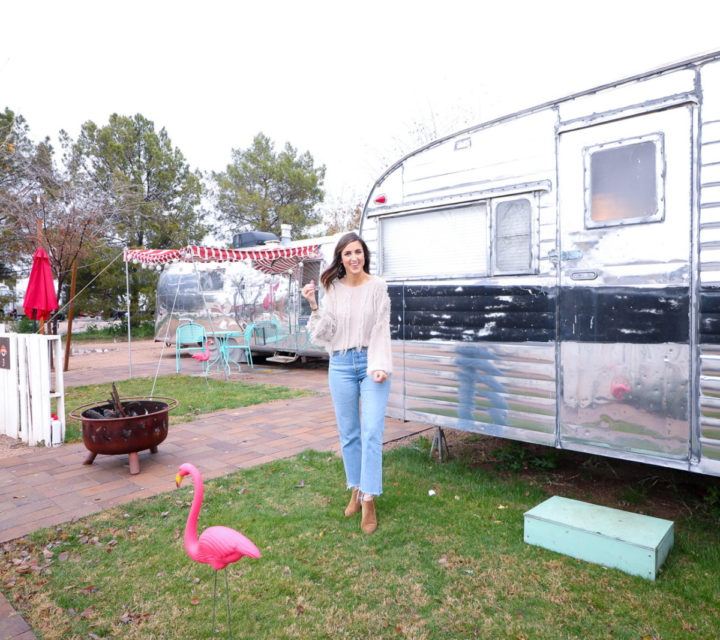 Glamping in Arizona | Schnepf Farms Review | Cobalt Chronicles Houston Travel Blogger