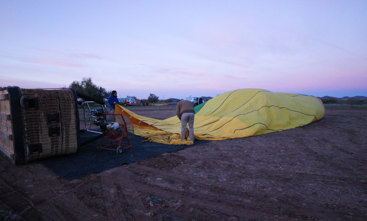 An Unforgettable Hot Air Balloon Ride in Phoenix with Hot Air Expeditions   Cobalt Chronicles   Houston Travel Blogger