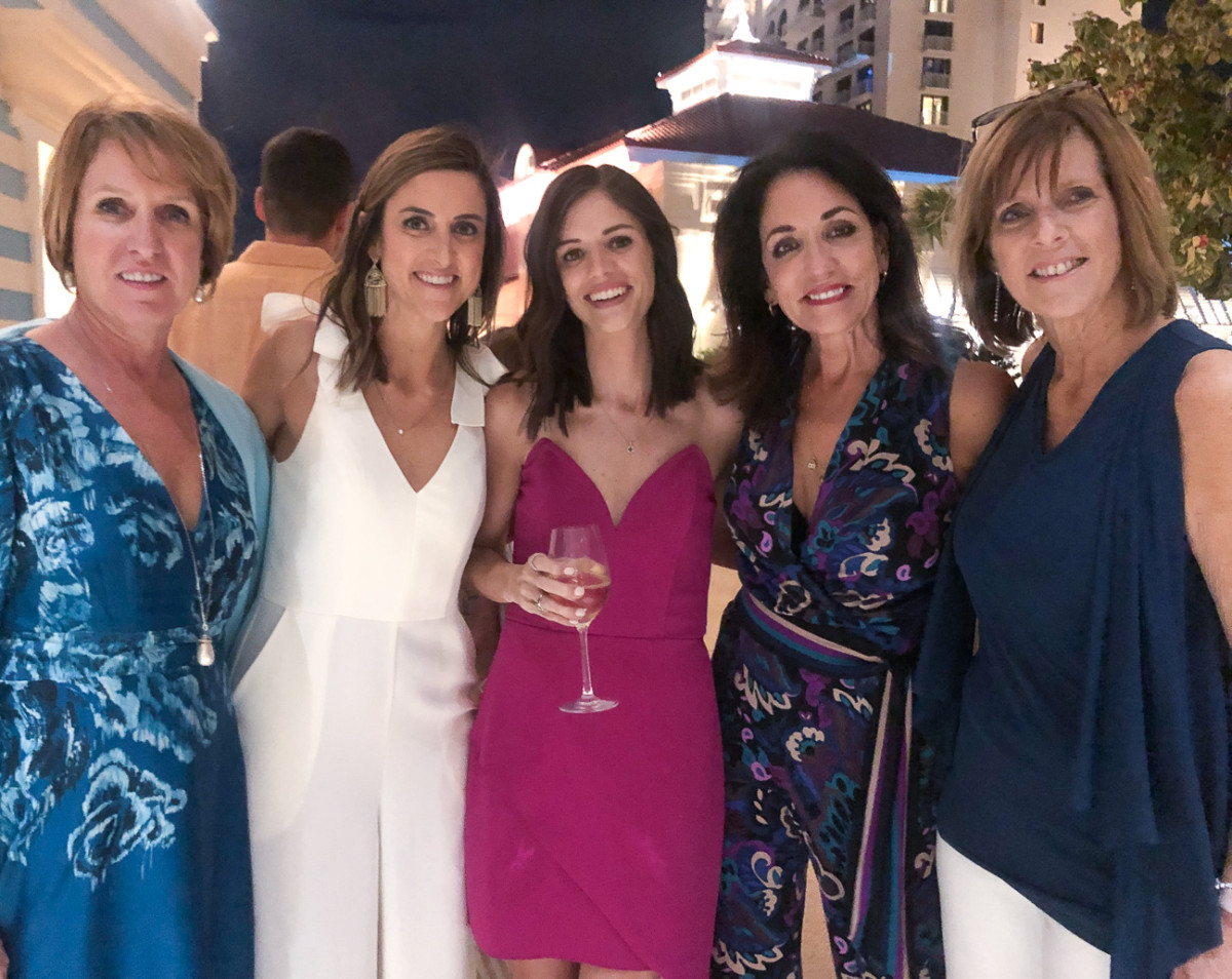 Wedding Welcome Party | Baha Mar Wedding | Cobalt Chronicles | Houston Lifestyle Blogger