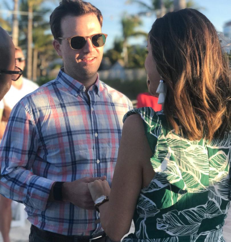 Destination Wedding Rehearsal Dinner | Cobalt Chronicles | Baha Mar Wedding | Houston Lifestyle Blogger