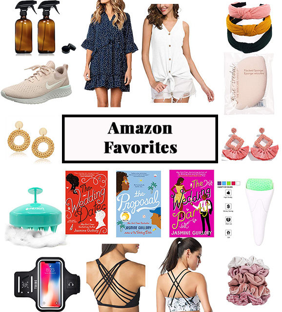 April 2019 Amazon Favorites | Cobalt Chronicles | Houston Style Blogger