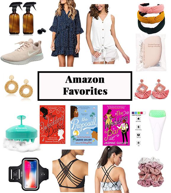 April 2019 Amazon Favorites | Cobalt Chronicles | Houston Style Blogger