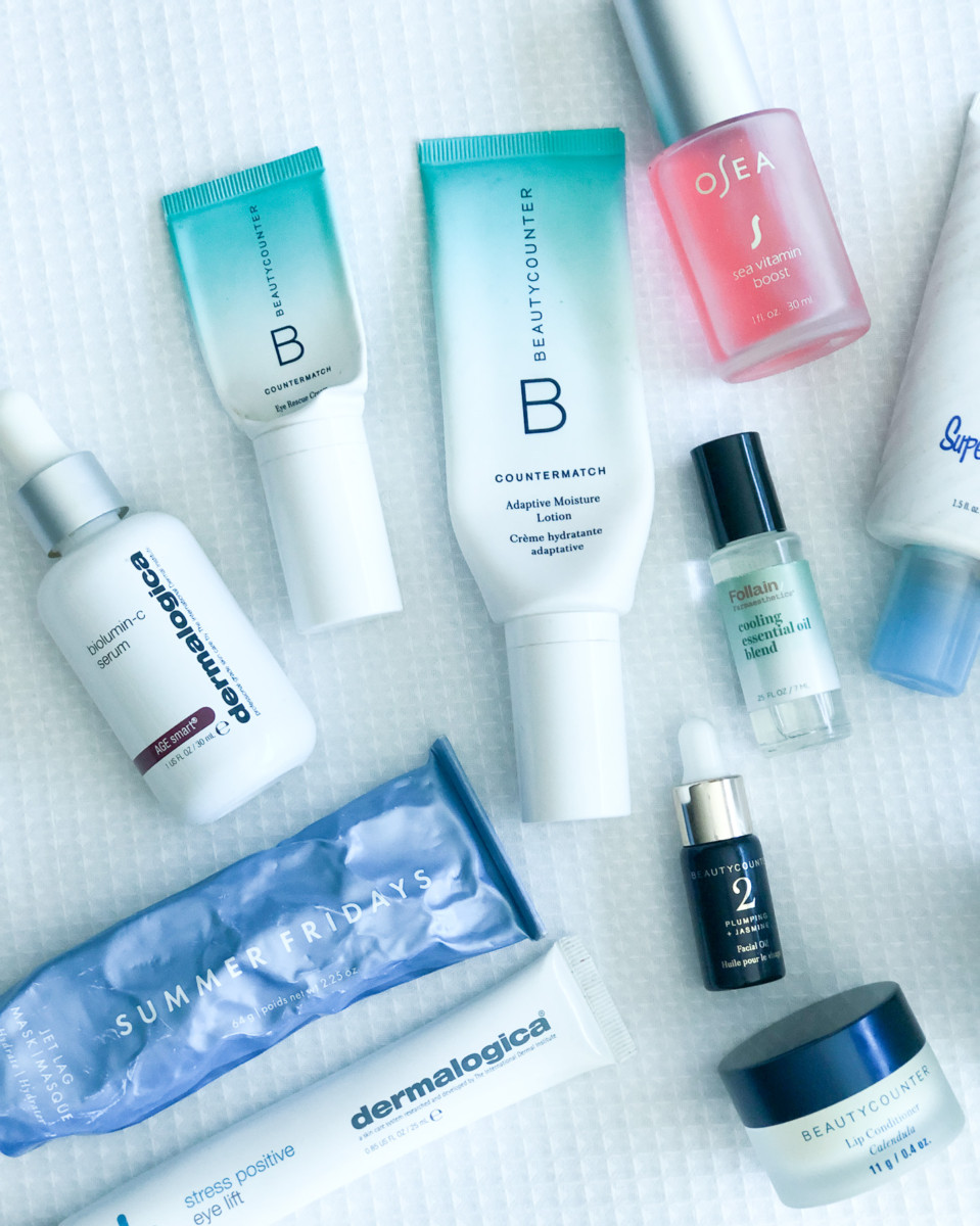 Travel Skincare | Cobalt Chronicles | Houston Wellness Blogger