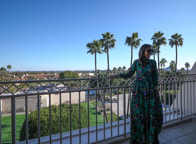 The Phoenician Resort Scottsdale, AZ | Cobalt Chronicles | Houston Travel Blogger