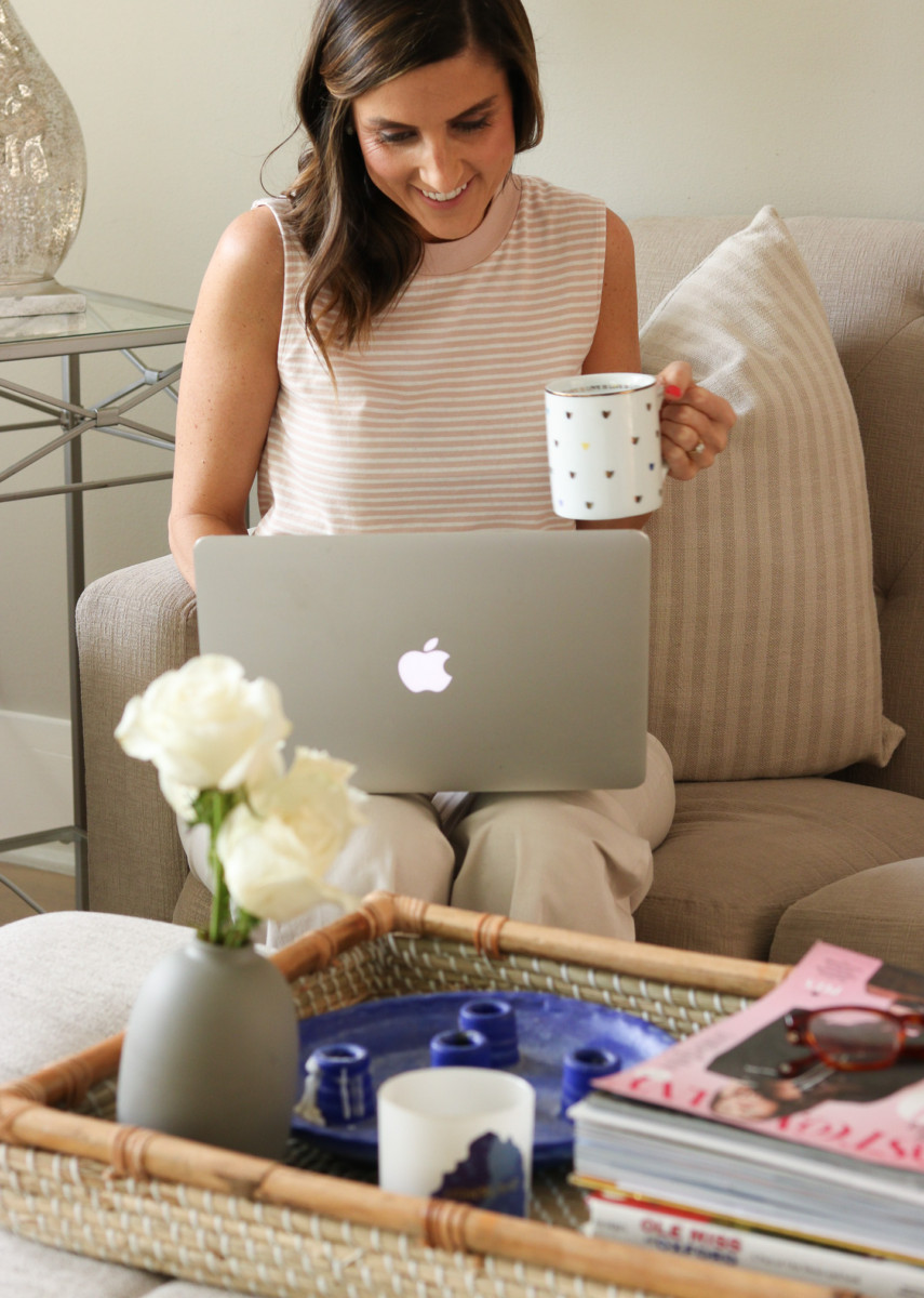 Updated Morning Routine | Cobalt Chronicles | Houston Lifestyle Blogger