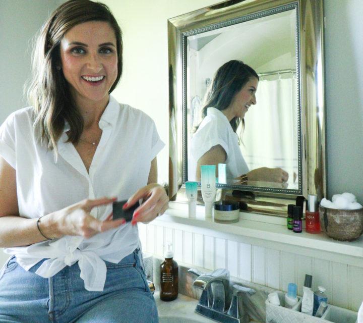 My Clean Beauty Story | Cobalt Chronicles | Houston Wellness Blogger