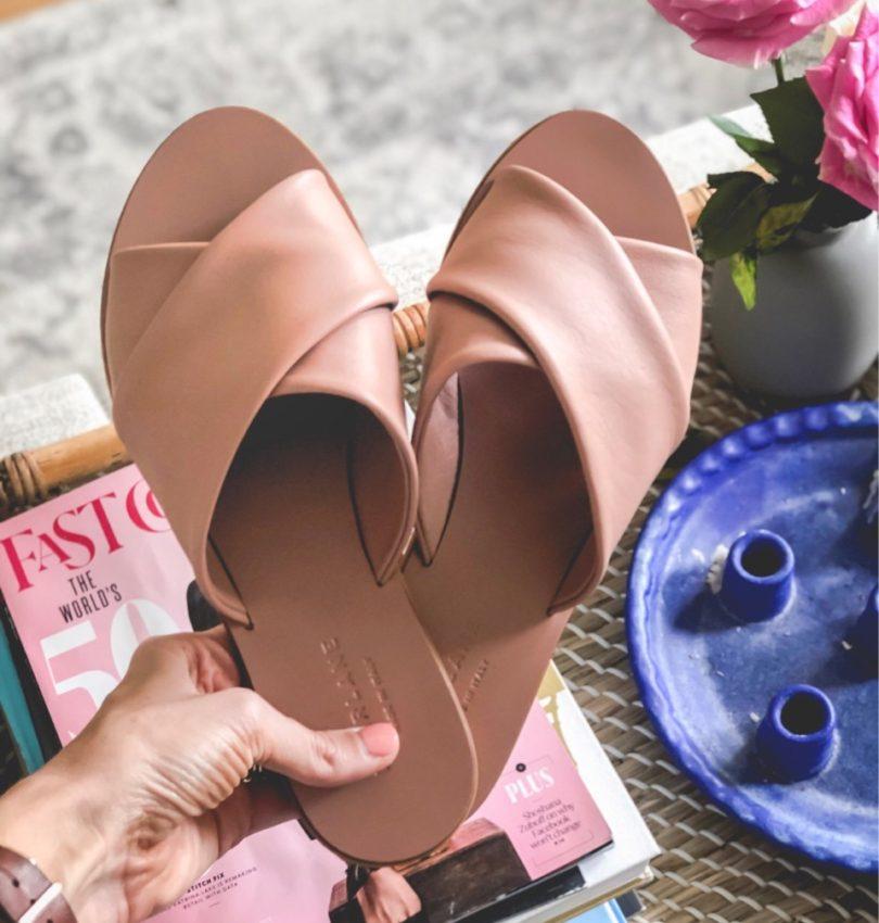 Cobalt Chronicles | Everlane Sandals | Houston Style Blogger