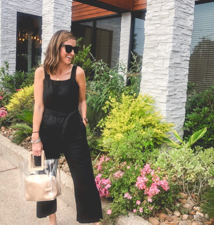 Week In Review | Cobalt Chronicles | Everlane Linen Jumpsuit | Houston Style Blogger