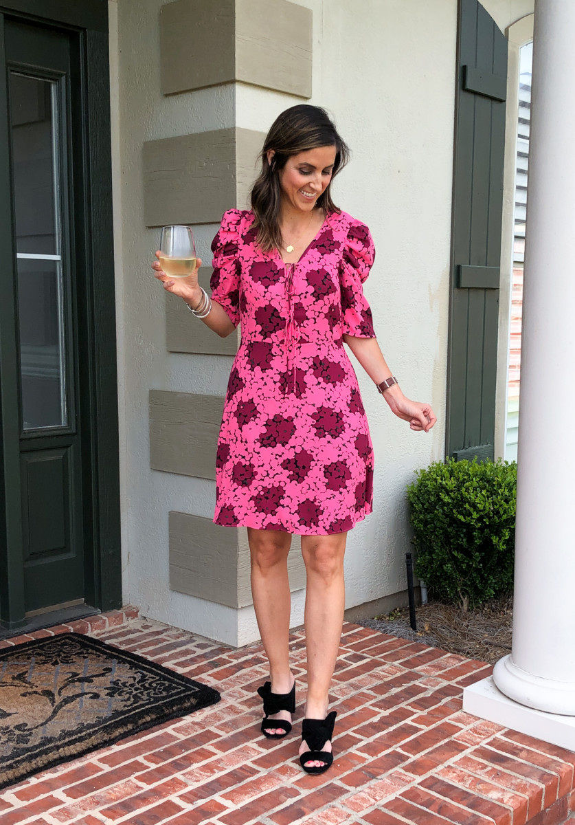 kate spade Dress via Rent The Runway Unlimited