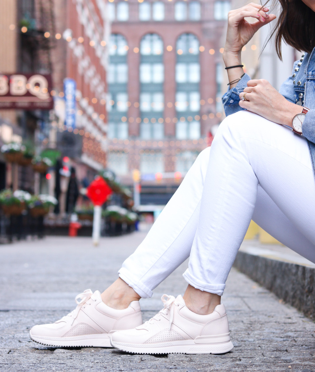 Everlane Tread Sneakers Review | Cobalt Chronicles | Houston Style Blogger