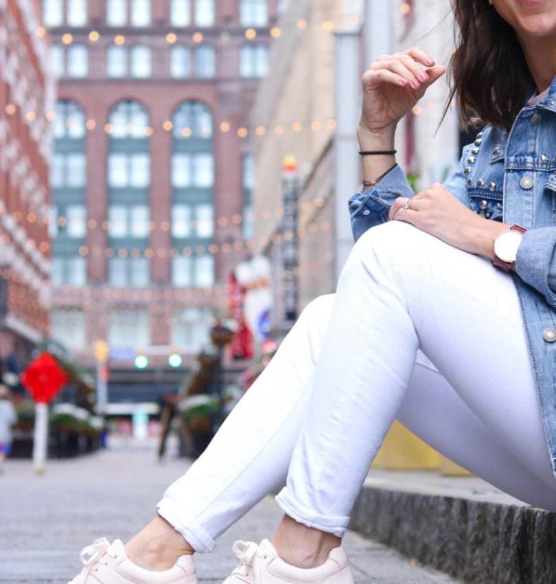 Everlane Tread Sneakers Review | Cobalt Chronicles | Houston Style Blogger