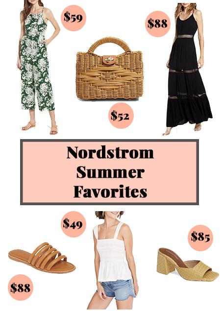 5 Nordstrom Summer Favorites | Cobalt Chronicles | Houston Style Blogger
