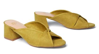 Cabi Marigold Mule | Cobalt Chronicles | Houston Style Blogger