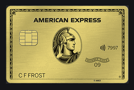 American Express Gold | Cobalt Chronicles