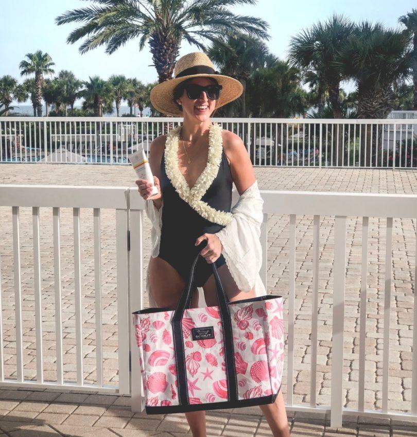 Beach Day Essentials | Cobalt Chronicles | Houston Style Blogger
