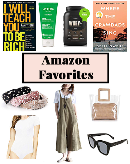 Cobalt Chronicles | Amazon Favorites | Houston Style Blogger