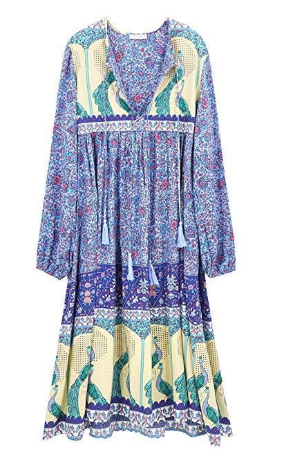 Cobalt Chronicles | Amazon Mumu Dress