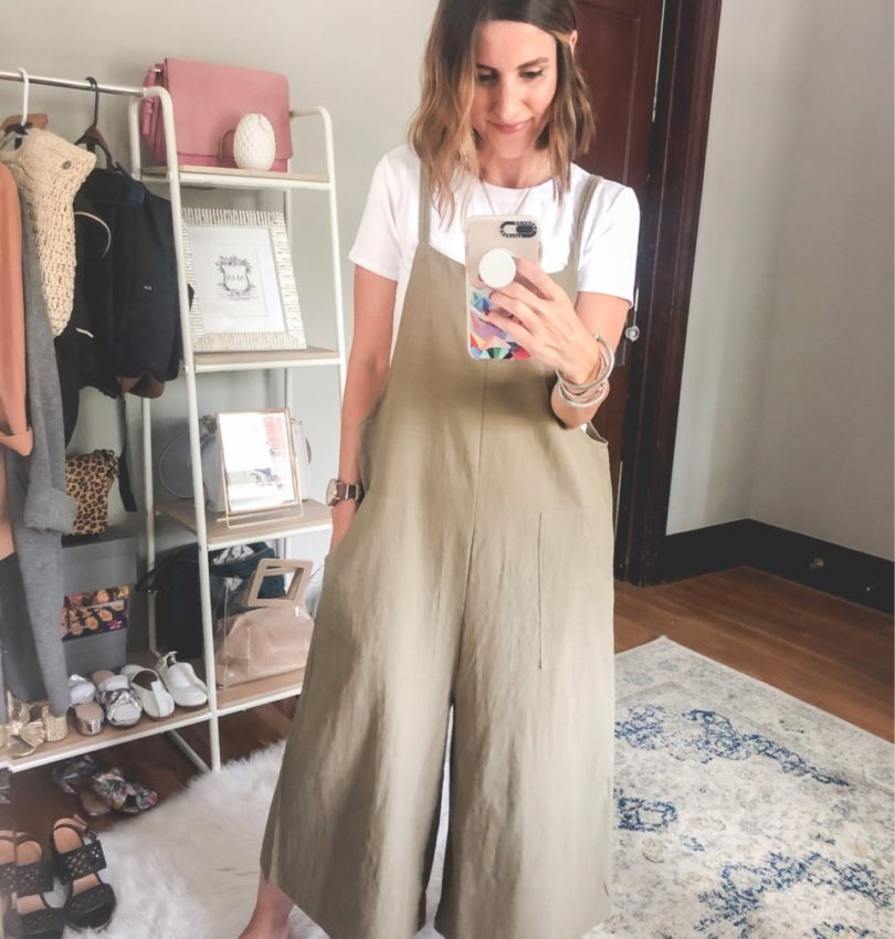 Cobalt Chronicles | Houston Style Blogger | Amazon Jumpsuit