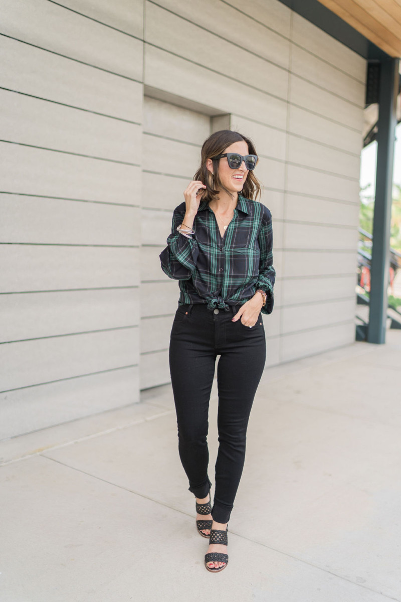 cabi Fall Collection | Big Sur Shirt | Cobalt Chronicles | Houston Style Blogger
