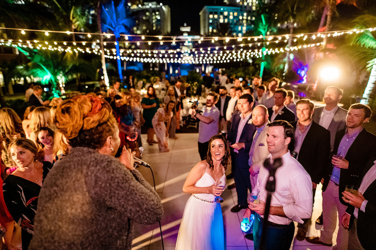 Our Wedding at Baha Mar in The Bahamas | Cobalt Chronicles Wedding | Bahamas Wedding