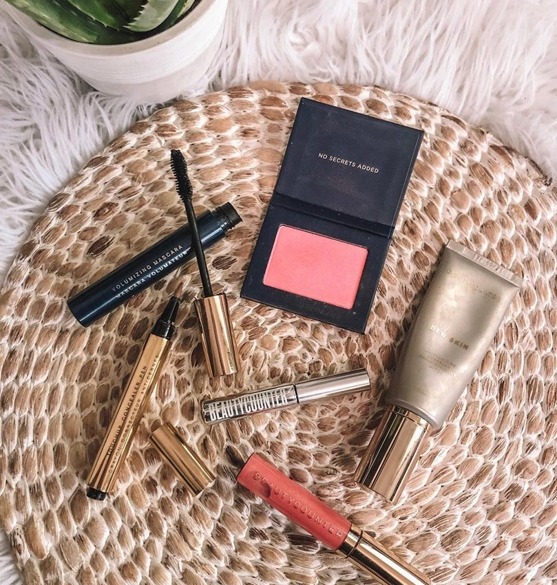 Flawless In Five Beautycounter Set | Cobalt Chronicles | Clean Beauty