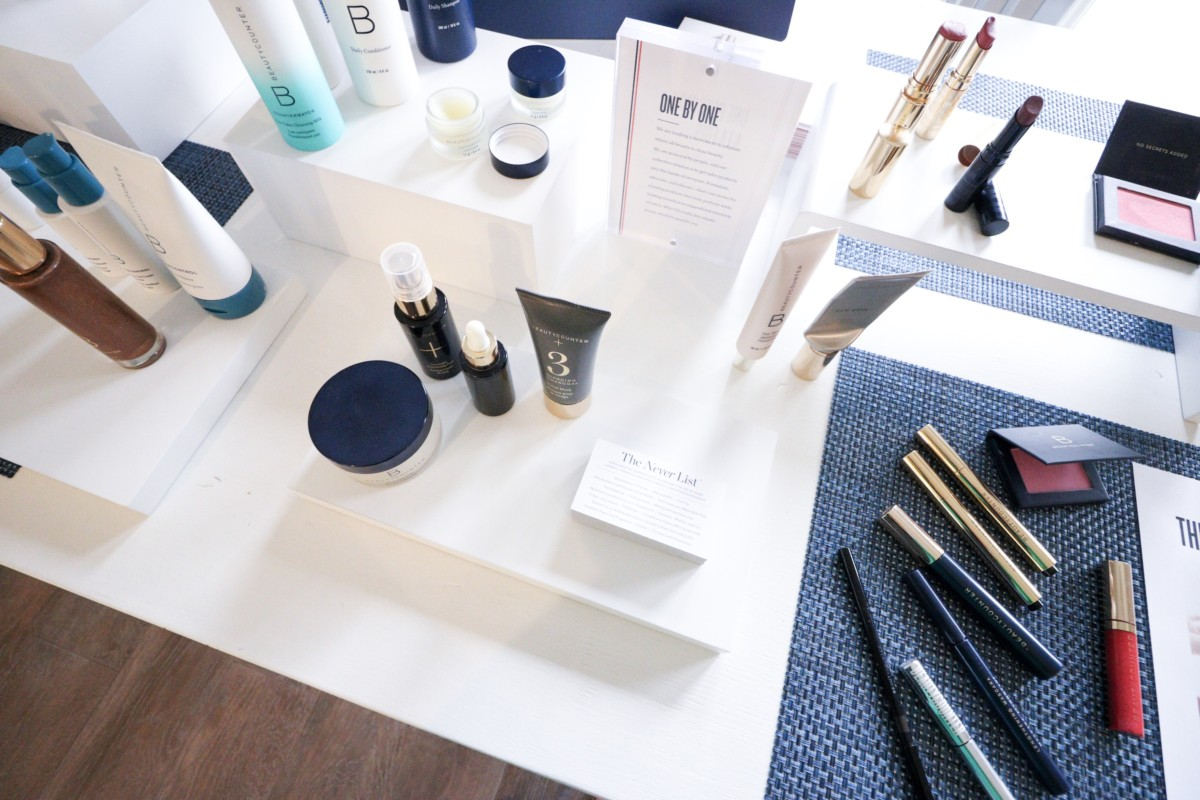 Beautycounter Favorites | Beautycounter Pop Up | Cobalt Chronicles | Houston Wellness Blogger
