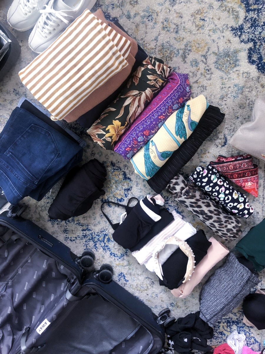 What to Pack for Portugal: Packing for Portugal in a Carry On Bag | Cobalt Chronicles | Houston Travel Blogger