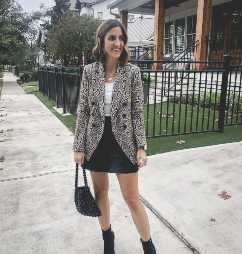 12 Thanksgiving Outfit Ideas | Cobalt Chronicles | Houston Style Blogger