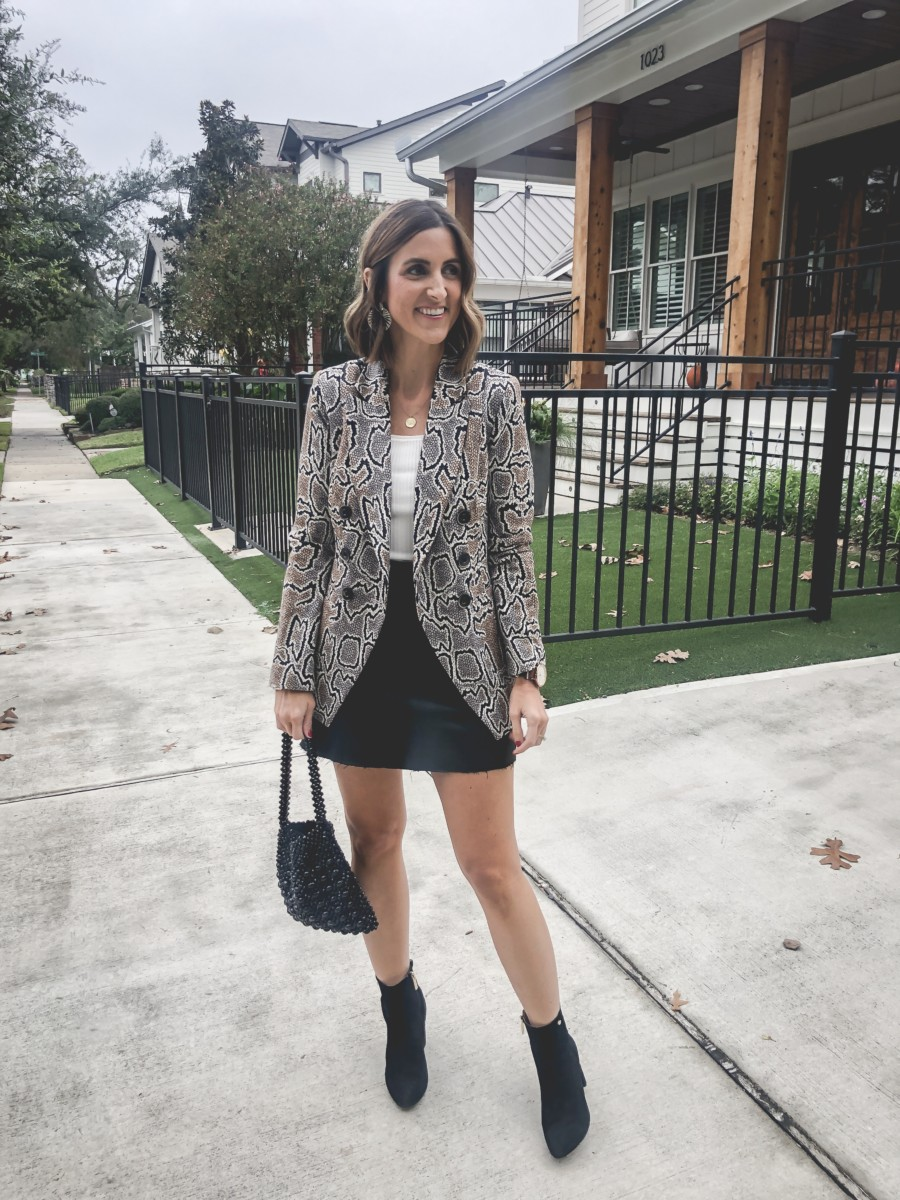 Cobalt Chronicles Weekly Outfits | Week In Review | Cobalt Chronicles | Houston Style Blogger