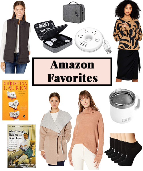 October Amazon Favorites | Cobalt Chronicles | Houston Style Blogger