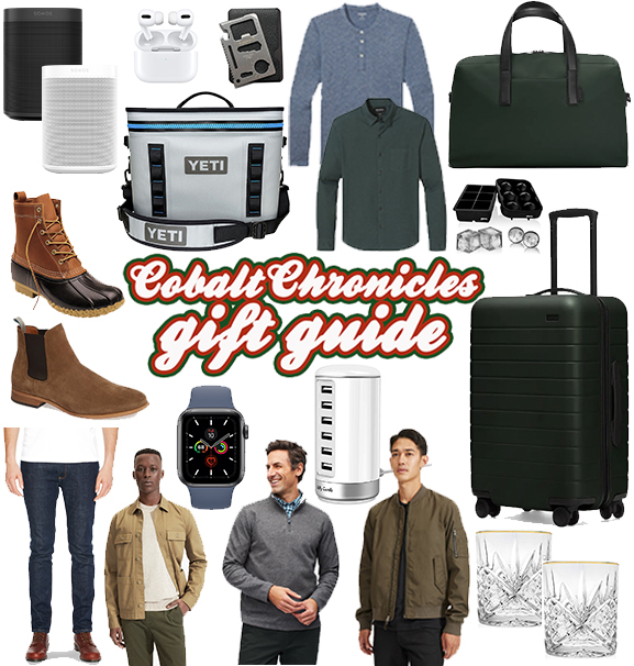 Gift Ideas for Men | Cobalt Chronicles